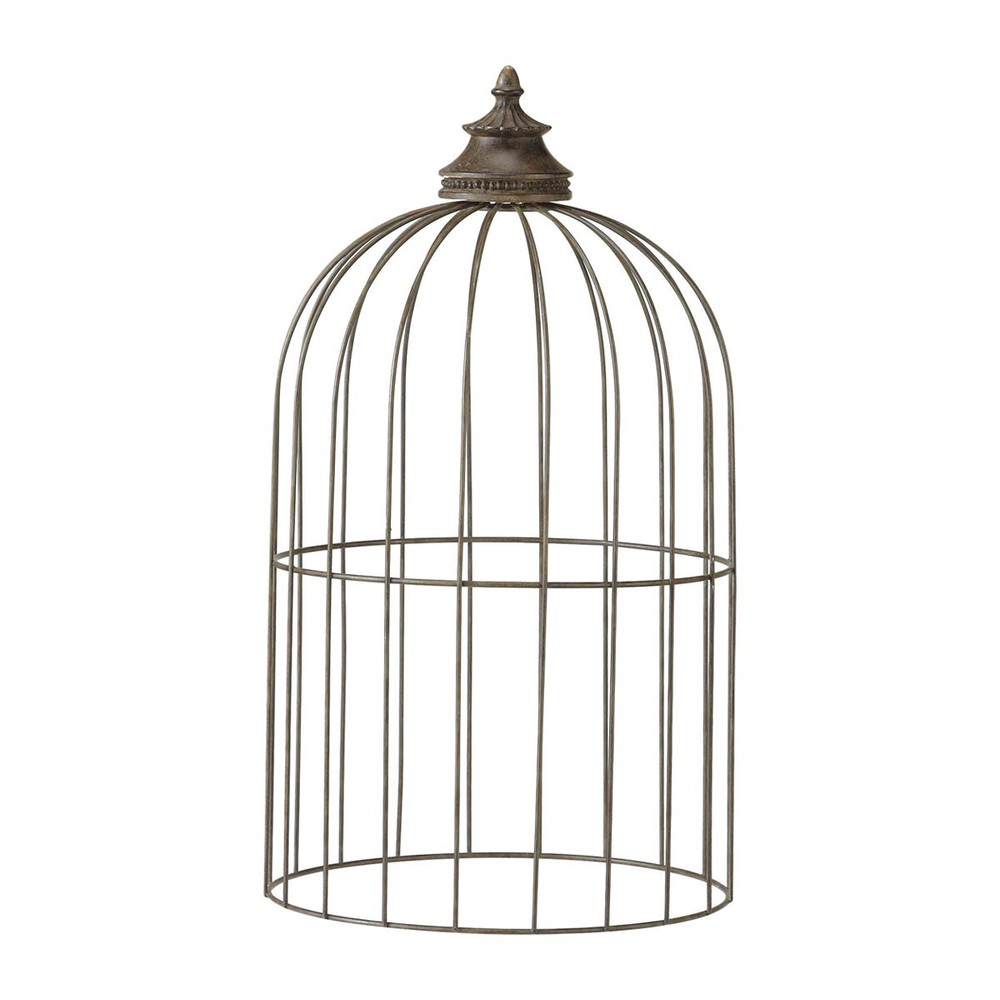 cage oiseaux mimosa maisons du monde. Black Bedroom Furniture Sets. Home Design Ideas