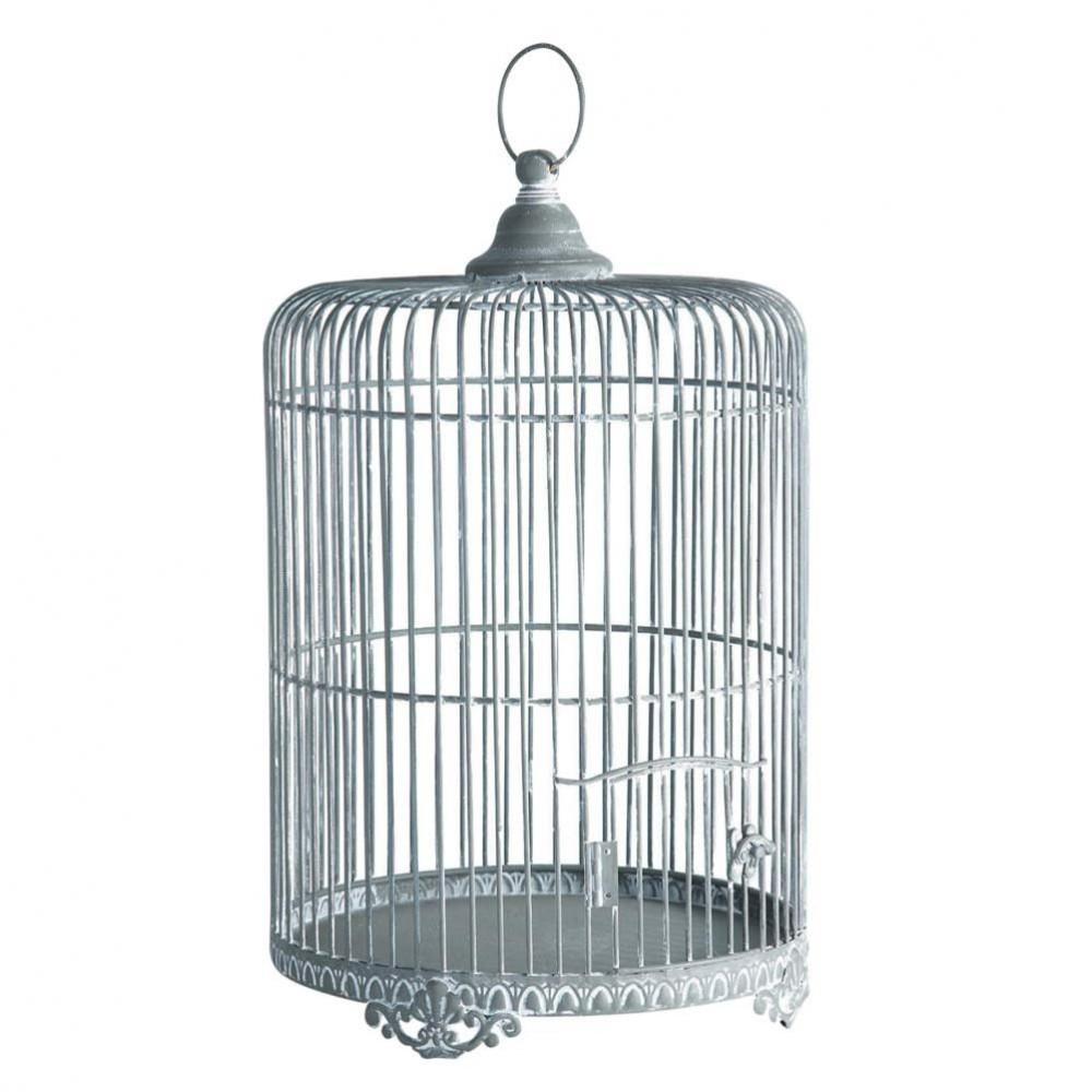 Cage oiseau maisons du monde - Cage oiseau decoration ...