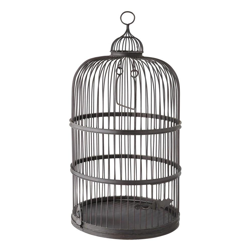 cage val riane maisons du monde. Black Bedroom Furniture Sets. Home Design Ideas