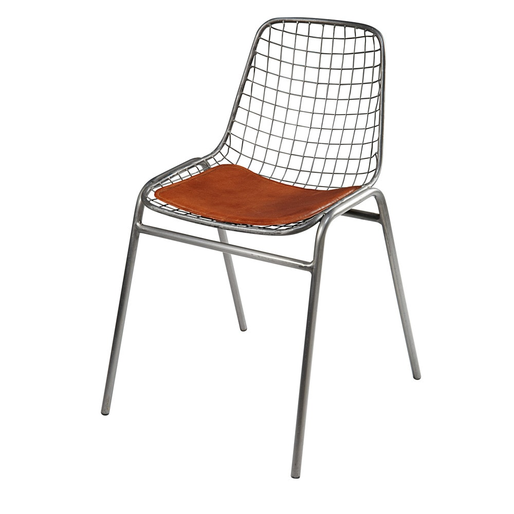 Chaise metal maison du monde 28 images housse chaise for Barriere infrarouge exterieur
