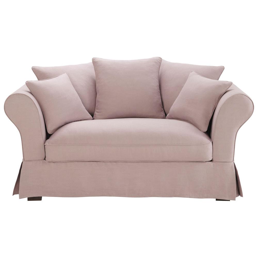 vieux canap housse de canap en coton polyester et. Black Bedroom Furniture Sets. Home Design Ideas
