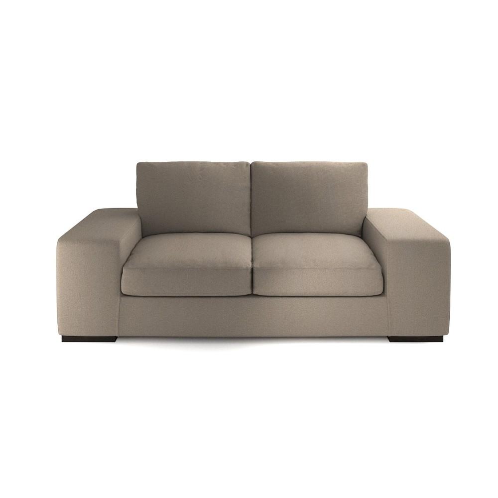canap 2 places fixe personnalisable daytona maisons du monde. Black Bedroom Furniture Sets. Home Design Ideas