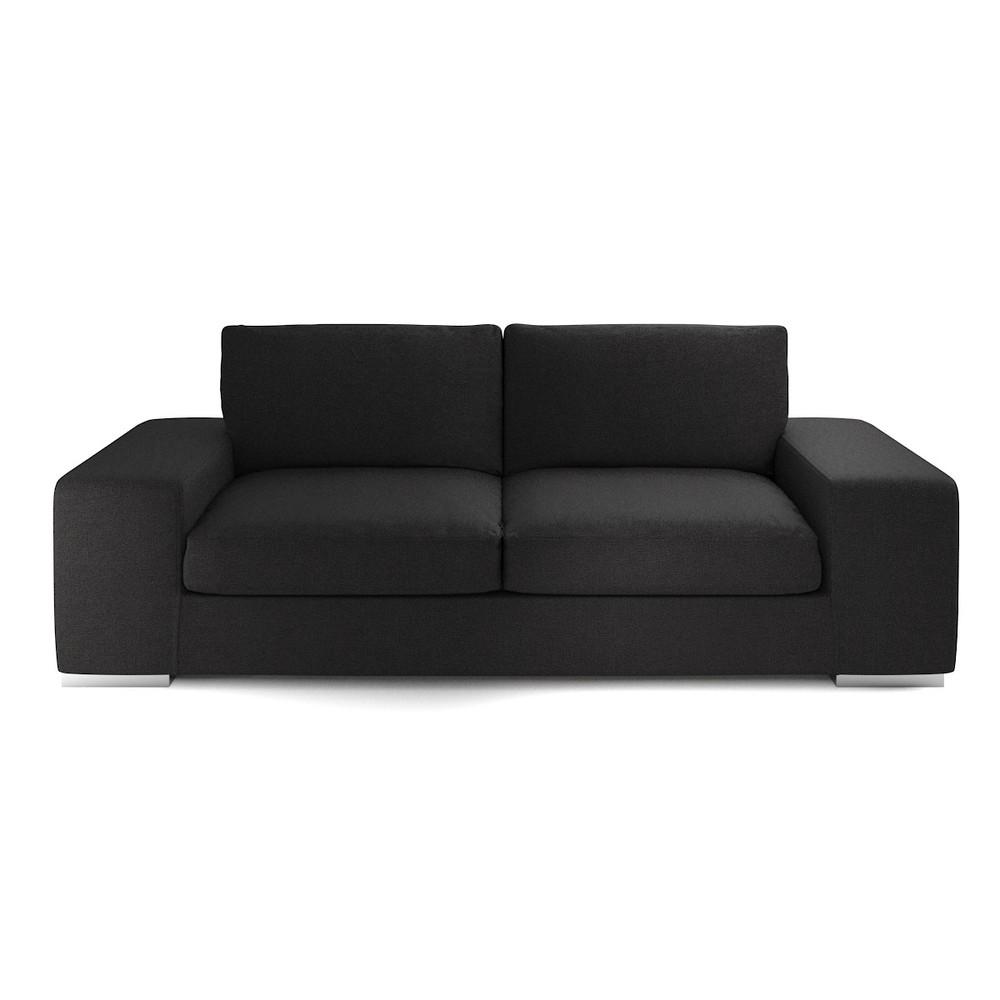 canap 3 places fixe personnalisable daytona maisons du monde. Black Bedroom Furniture Sets. Home Design Ideas