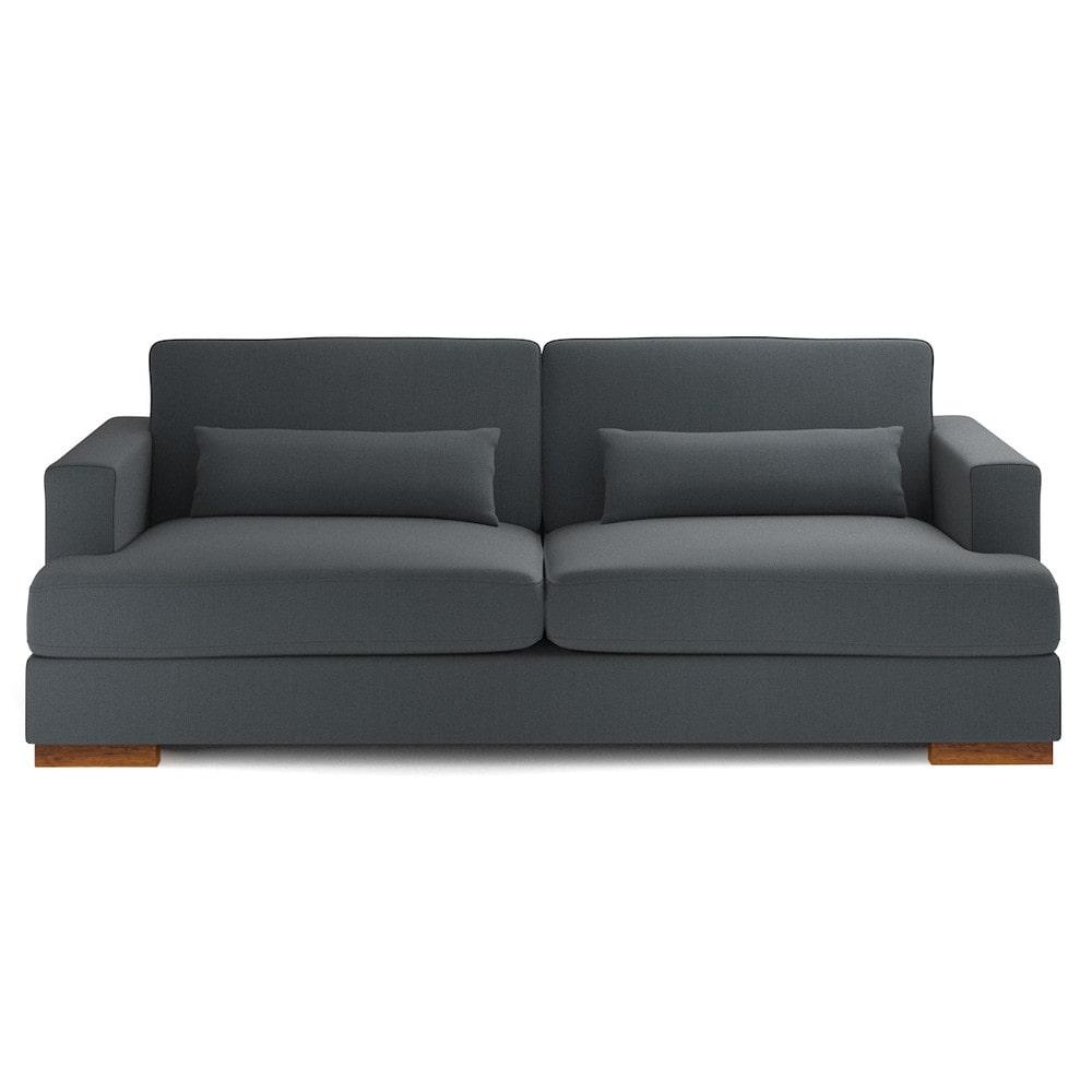 canap 3 places fixe personnalisable orlando maisons du monde. Black Bedroom Furniture Sets. Home Design Ideas