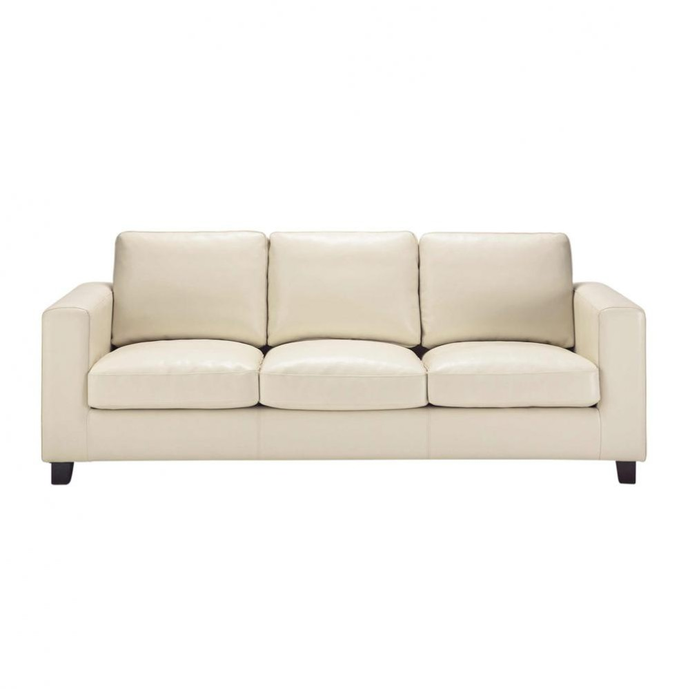 Canap lit 3 places convertible cru kennedy maisons du monde - Canape lit convertible 3 places ...