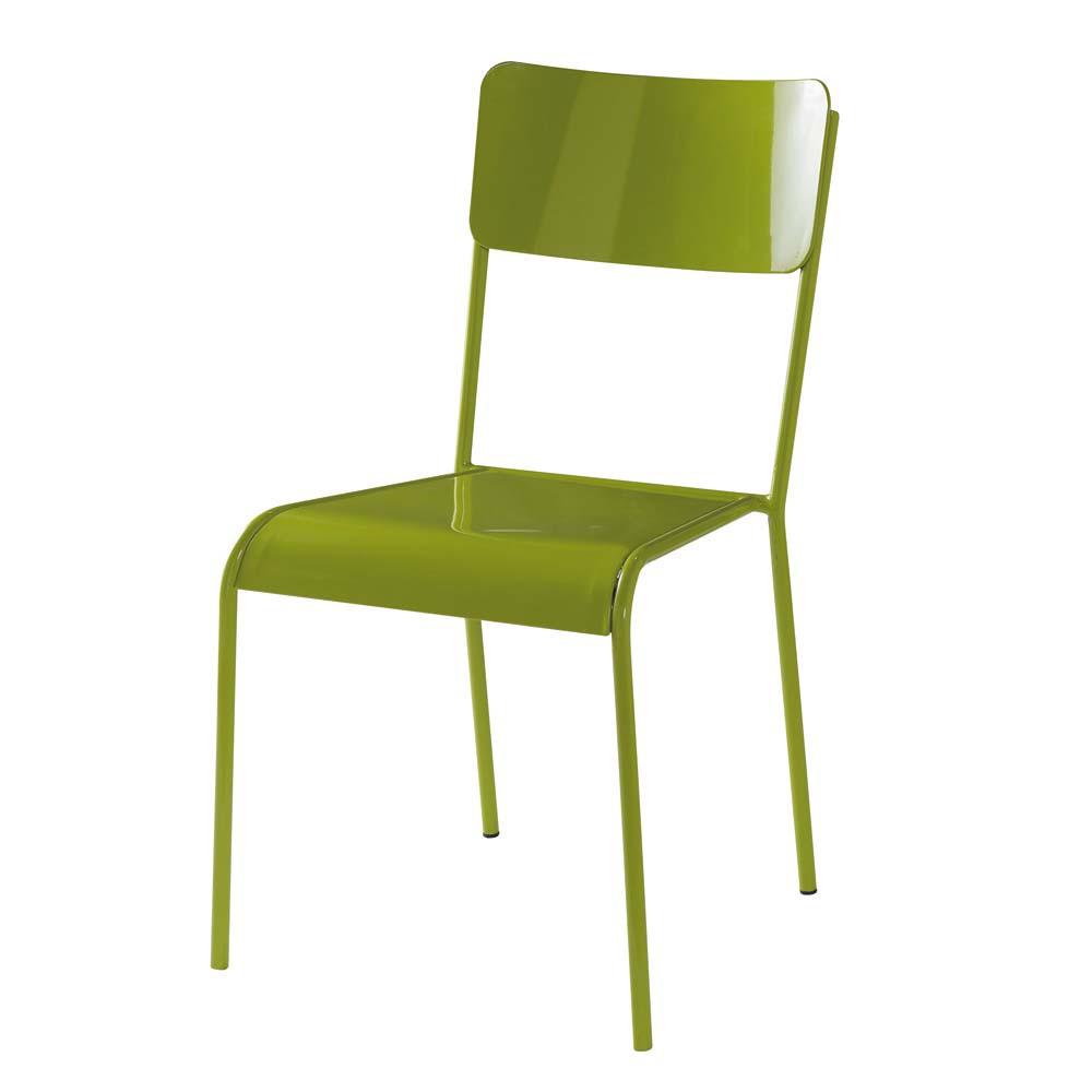 chaise anis edison maisons du monde. Black Bedroom Furniture Sets. Home Design Ideas
