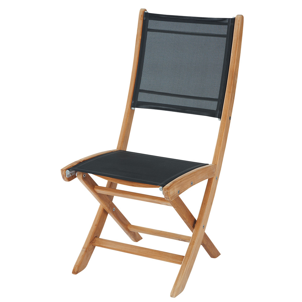 No l chaise teck lit et armoires for Chaise jardin teck