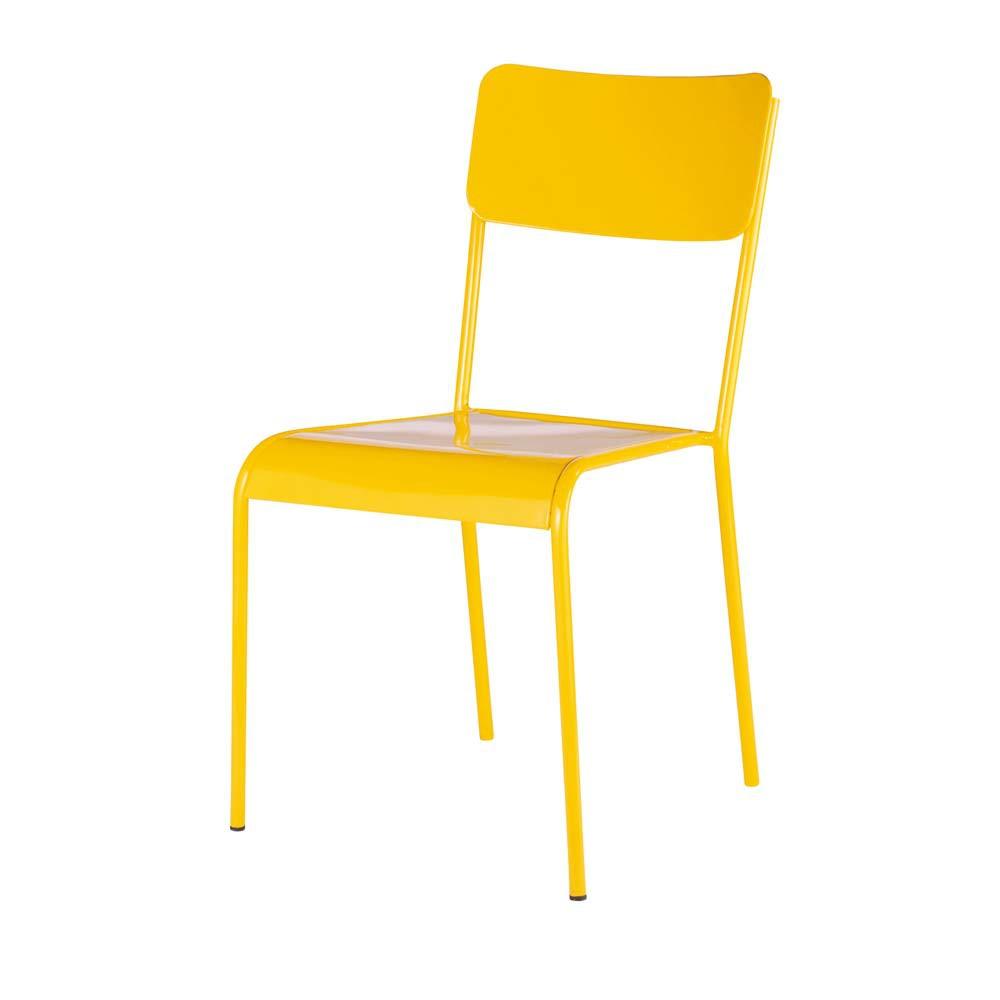 chaise edison maisons du monde. Black Bedroom Furniture Sets. Home Design Ideas