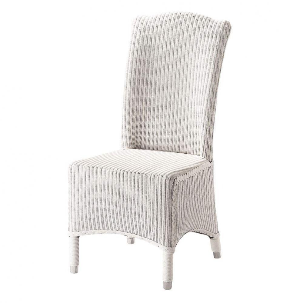 chaise en bouleau et m tal crue v rone maisons du monde. Black Bedroom Furniture Sets. Home Design Ideas