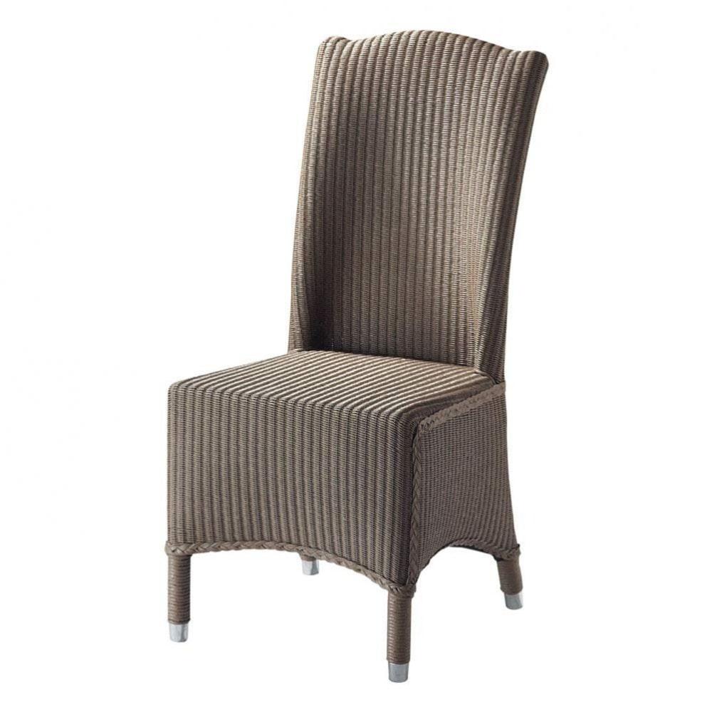 chaise en bouleau taupe v rone maisons du monde. Black Bedroom Furniture Sets. Home Design Ideas