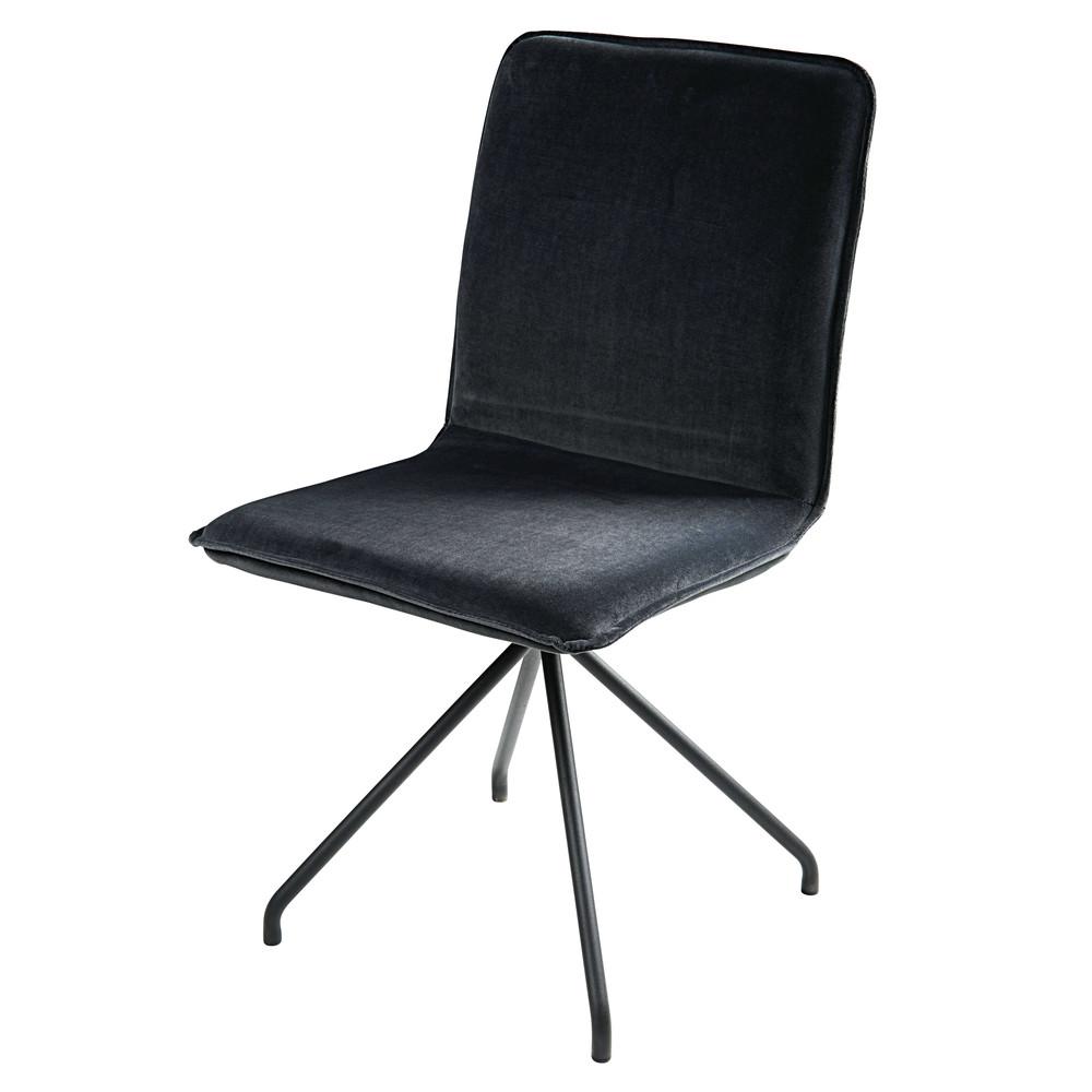 Chaise metal maison du monde interesting chaise longue de for Chaise longue jardin maison du monde