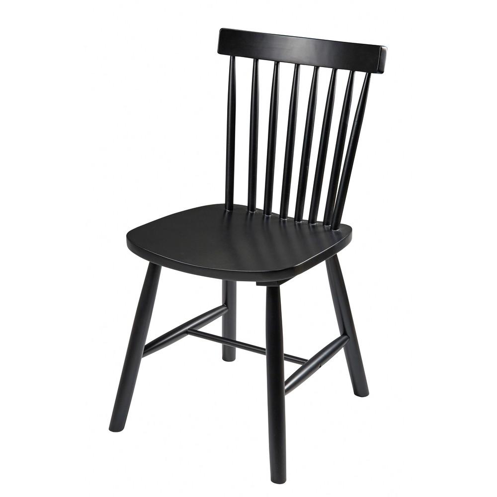 chaise vintage maison du monde latest chaise vintage en hva noir with chaise vintage maison du. Black Bedroom Furniture Sets. Home Design Ideas