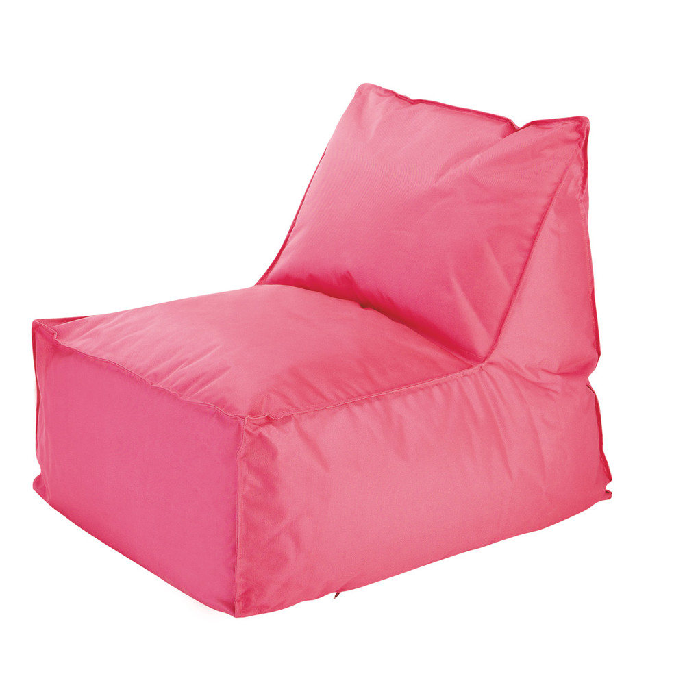 chauffeuse d 39 ext rieur pouf billes fuchsia papagayo maisons du monde. Black Bedroom Furniture Sets. Home Design Ideas