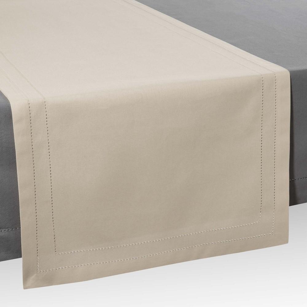 chemin de table coton conceptions de maison. Black Bedroom Furniture Sets. Home Design Ideas