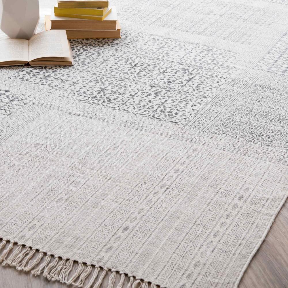 Codosera cotton rug 140 x 200 cm maisons du monde for La maison du tapis