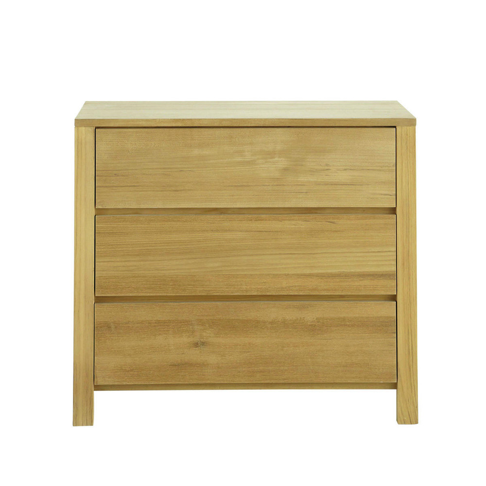 Commode 3 tiroirs greenwich maisons du monde - Commode maison du monde occasion ...