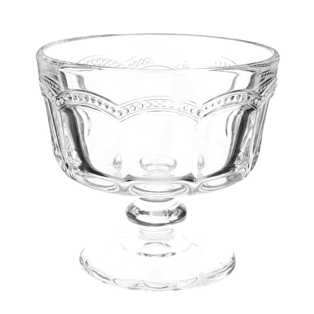 Coupe glace en verre perle maisons du monde - Cloche en verre maison du monde ...
