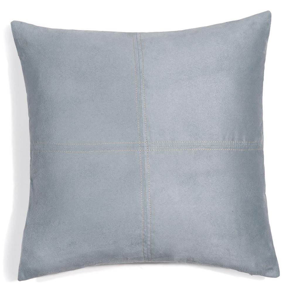 coussin bleu 60 x 60 cm swedine maisons du monde. Black Bedroom Furniture Sets. Home Design Ideas