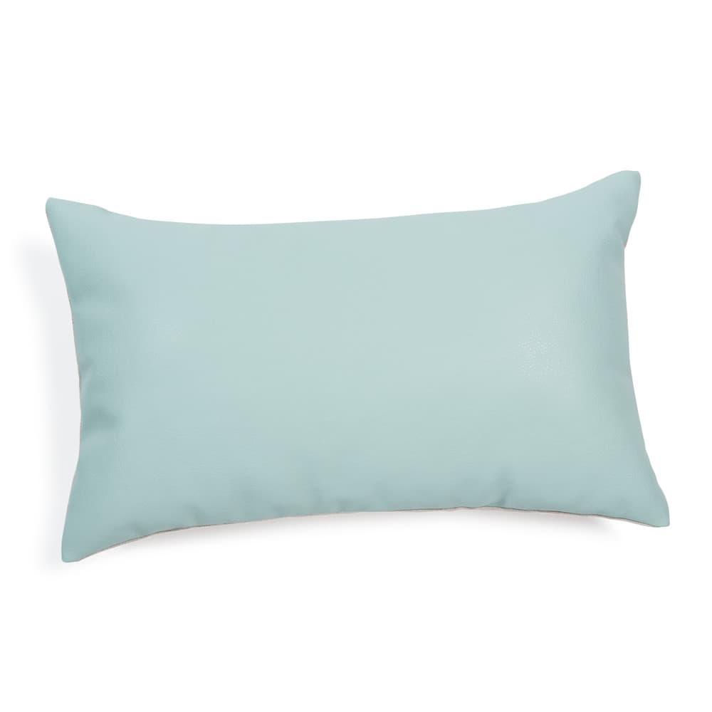 coussin bleu beige 30 x 50 cm lader maisons du monde. Black Bedroom Furniture Sets. Home Design Ideas