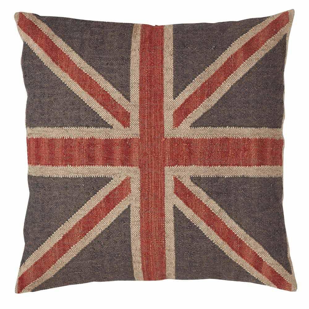 Coussin British Maisons Du Monde
