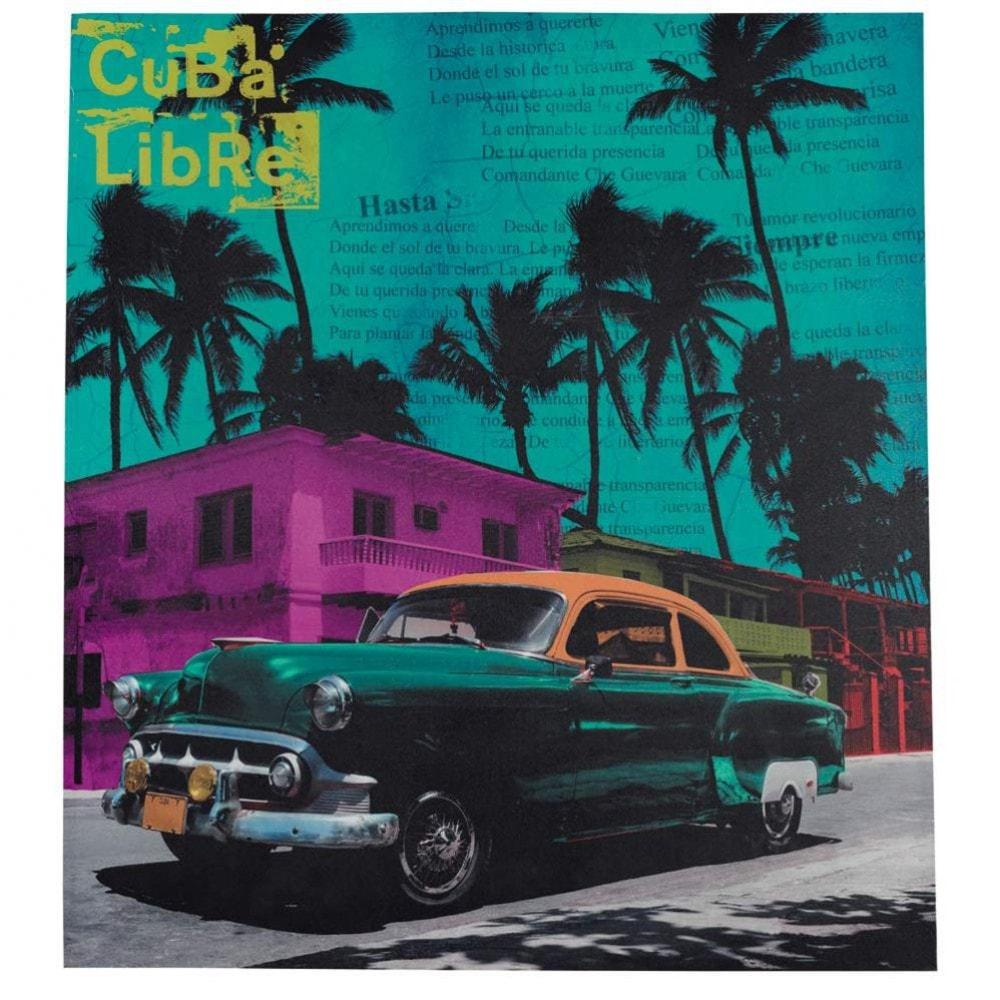 Cuba libre canvas print maisons du monde - Tableaux maison du monde ...