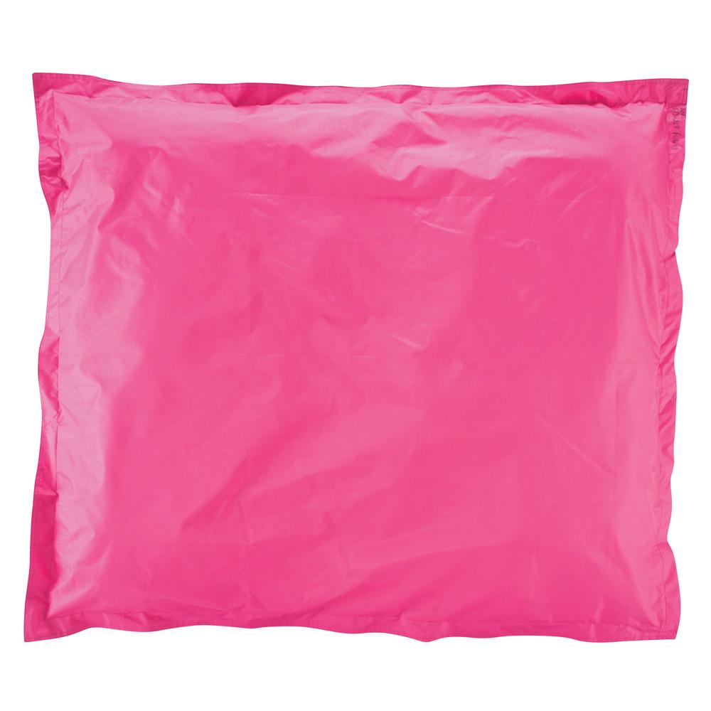 Cuscino rosa da pavimento 132 x 152 cm multico maisons - Cuscino da pavimento ikea ...