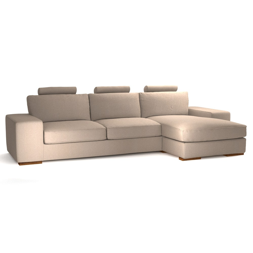 customizable sectional corner sofa seats 5 daytona daytona