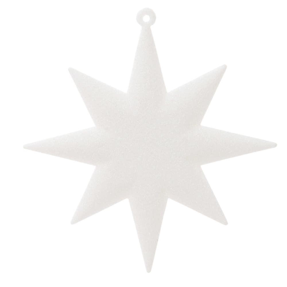D Co Toile Pour Sapin En Plastique Blanche H 13 Cm White Maisons Du Monde