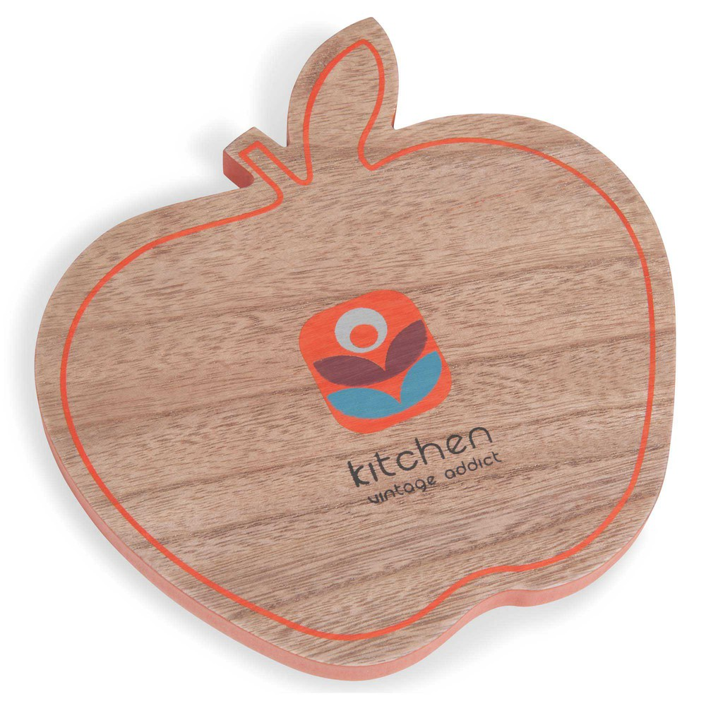 Dessous de plat pomme en bois vintage addict maisons du monde - Dessous de plat bois ...