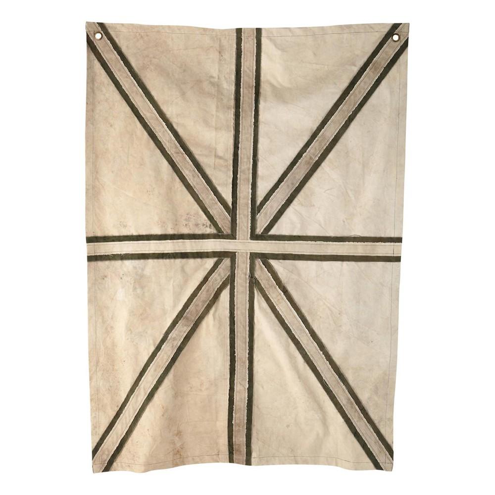 Drapeau union jack vintage maisons du monde - Malle drapeau anglais ...