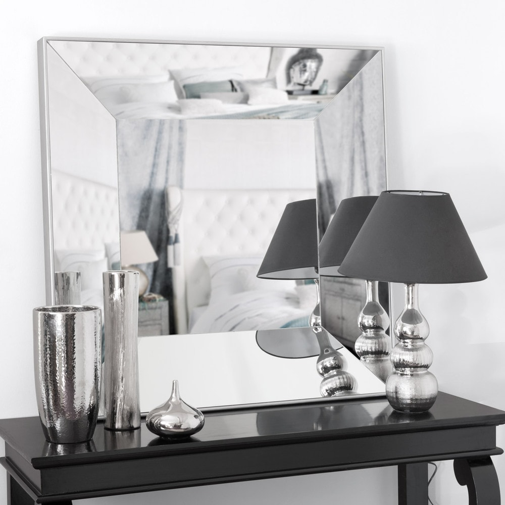 echo spiegel h 100 cm maisons du monde. Black Bedroom Furniture Sets. Home Design Ideas