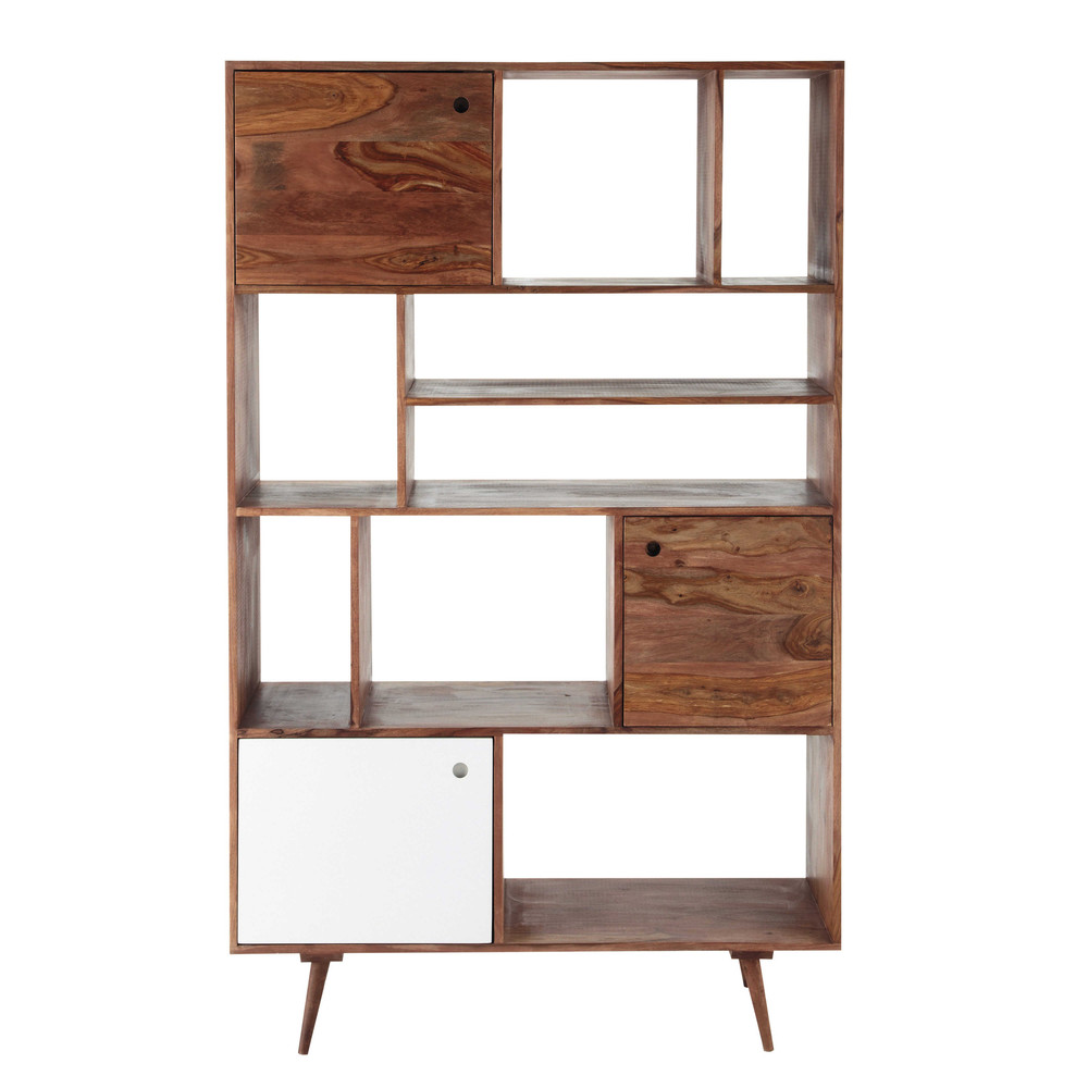 tag re vintage en bois de sheesham massif l 120 cm andersen maisons du monde. Black Bedroom Furniture Sets. Home Design Ideas