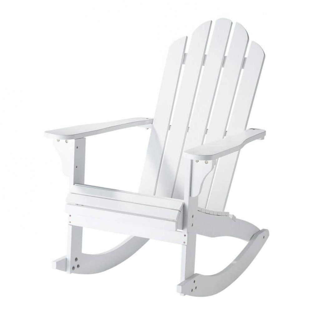 fauteuil bascule cape cod maisons du monde. Black Bedroom Furniture Sets. Home Design Ideas
