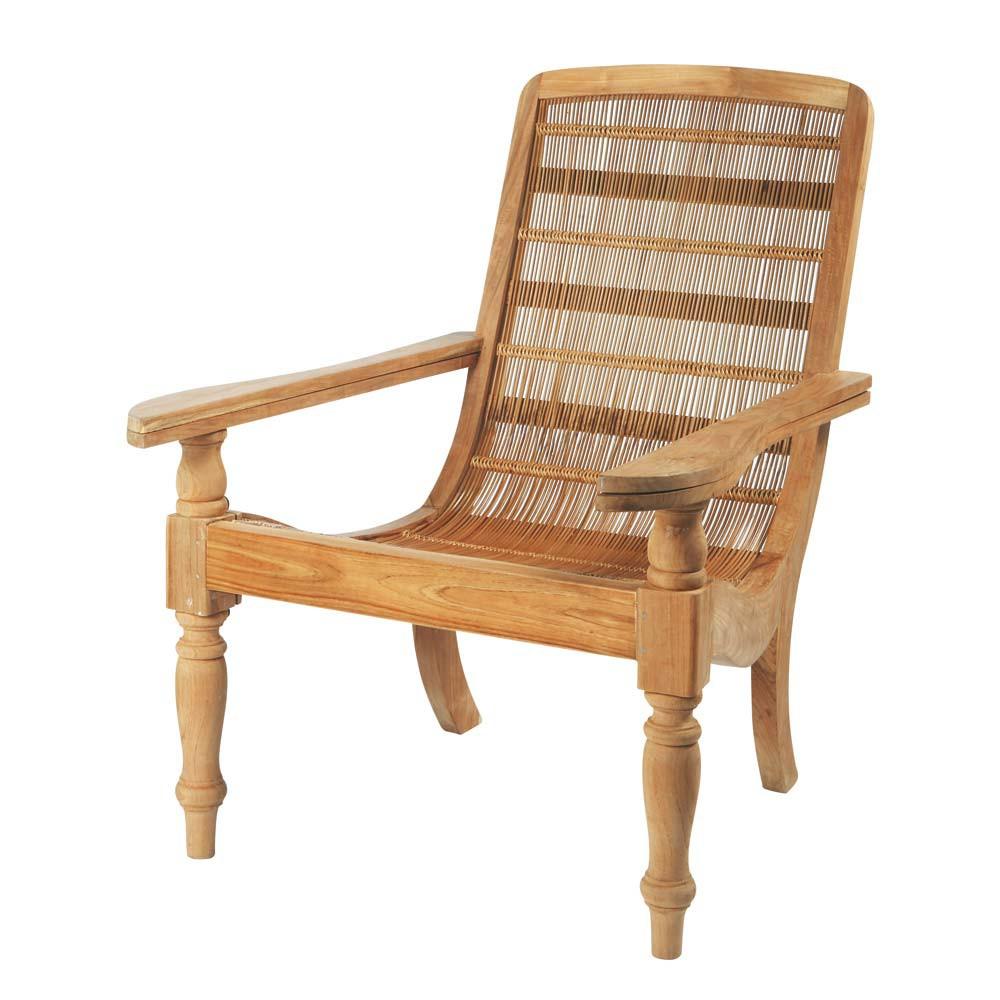 Charming fauteuil colonial maison du monde 4 colonial fauteuil Fauteuil a bascule maison du monde