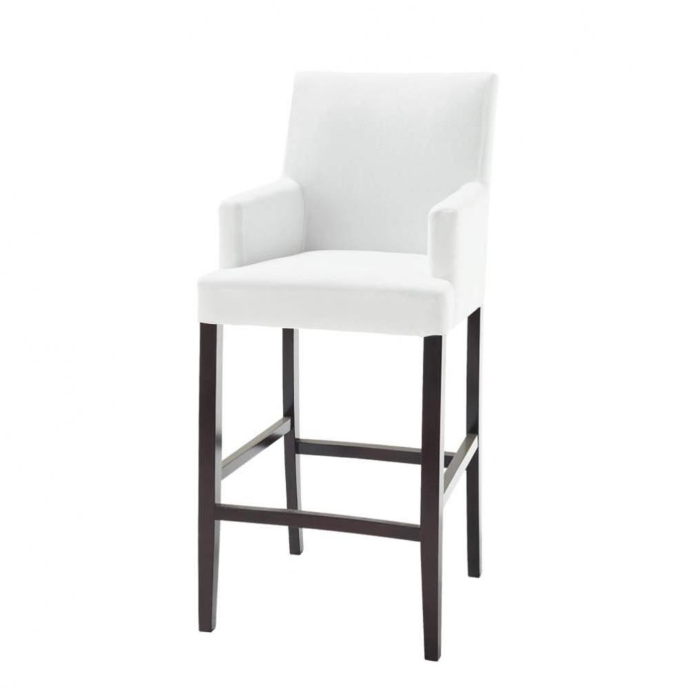fauteuil de bar lounge maisons du monde. Black Bedroom Furniture Sets. Home Design Ideas