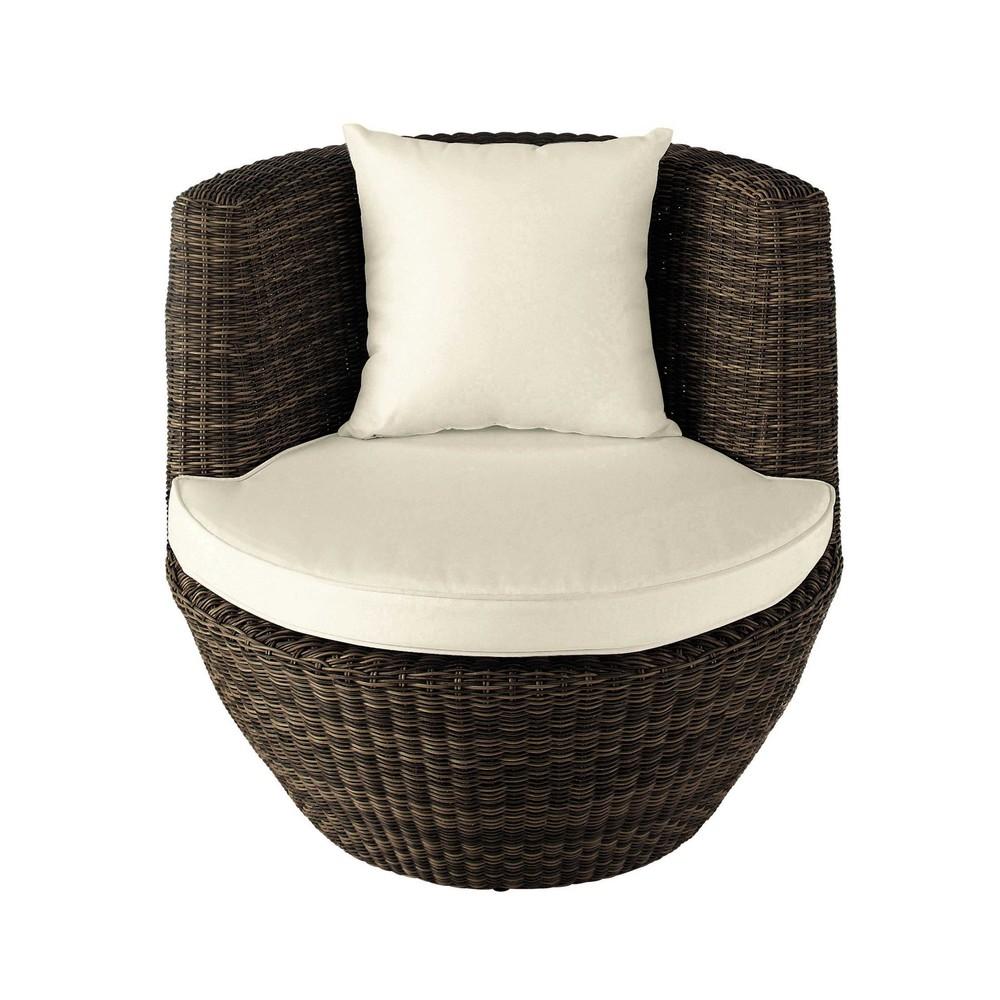 chaise de jardin tressee gallery of bain de soleil resine tressee leroy merlin unique chaise. Black Bedroom Furniture Sets. Home Design Ideas