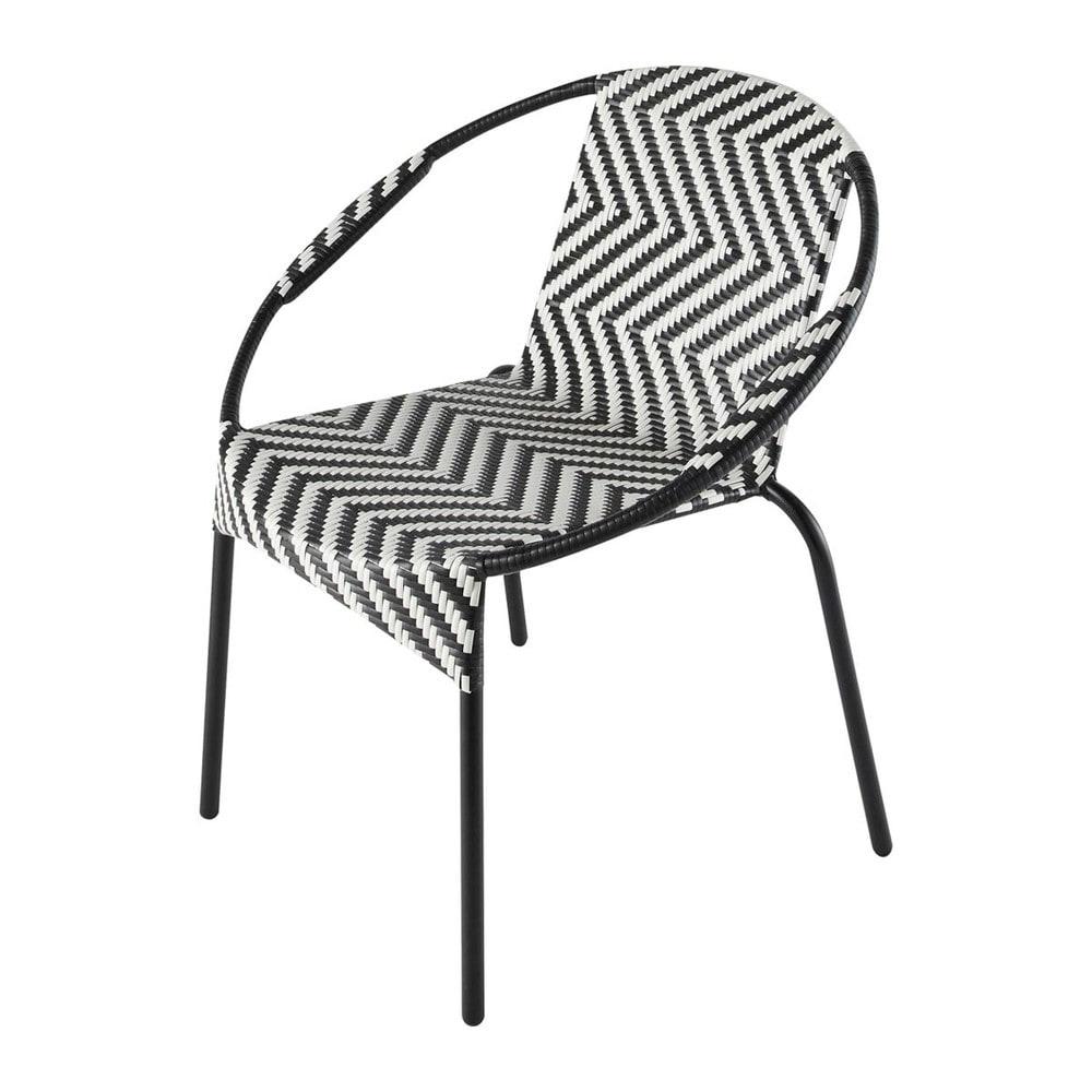 fauteuil z bre rio maisons du monde. Black Bedroom Furniture Sets. Home Design Ideas