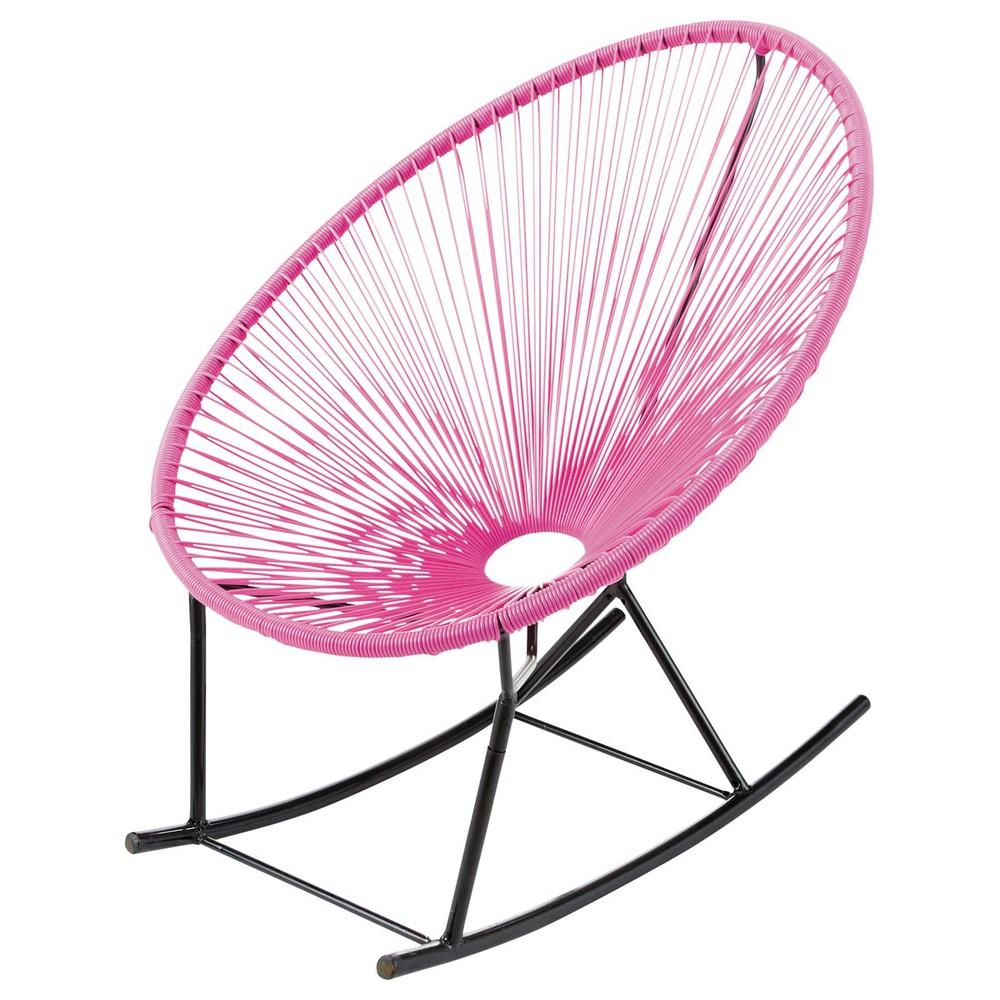 Rocking chair maison du monde la chaise bascule toujours - Maison du monde rocking chair ...