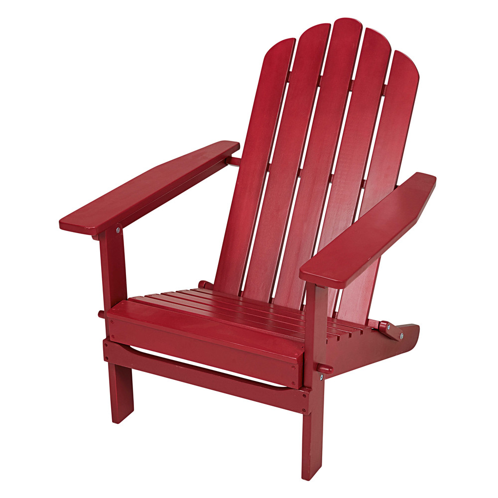 garten klappsessel adirondack aus rotem akazienholz. Black Bedroom Furniture Sets. Home Design Ideas