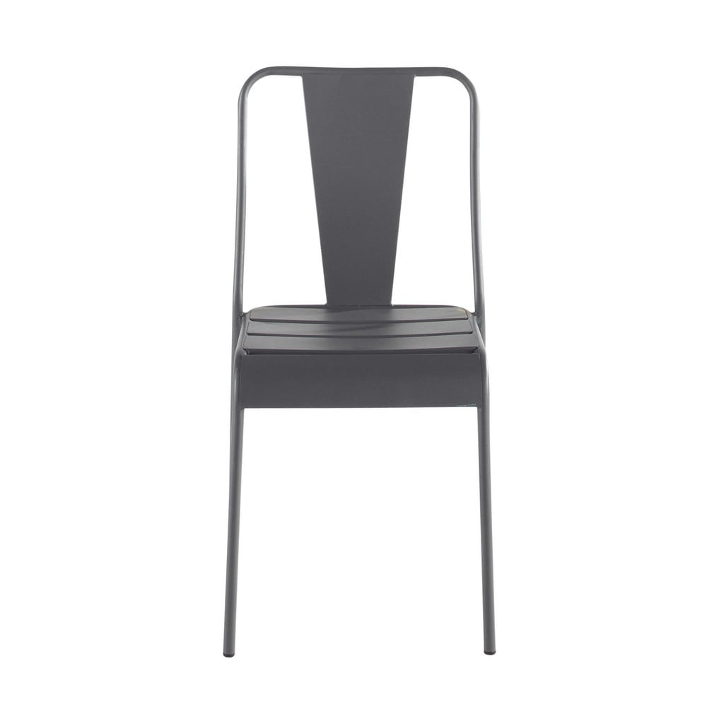 gartenstuhl aus metall harry 39 s maisons du monde. Black Bedroom Furniture Sets. Home Design Ideas