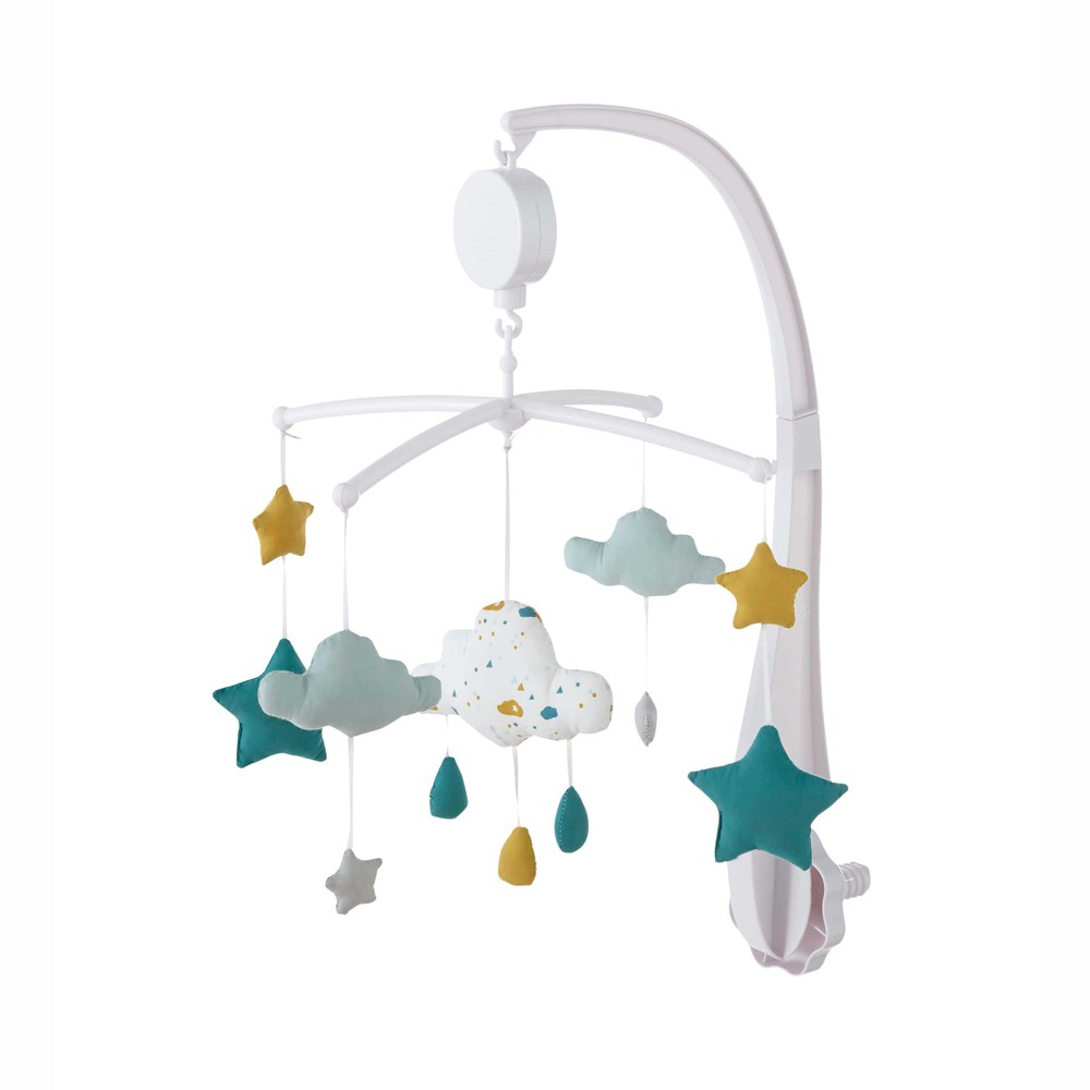 Gaston musical mobile for babies maisons du monde - Mobile musical maison du monde ...