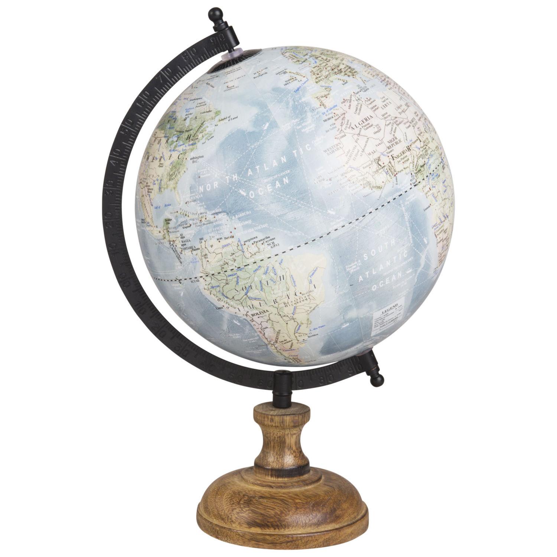Globus Weltkarte H28 Loisance Maisons Du Monde