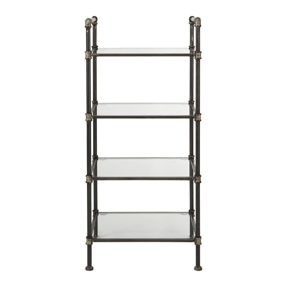 Gordon shelf unit on base maisons du monde for Kitchen base unit shelf