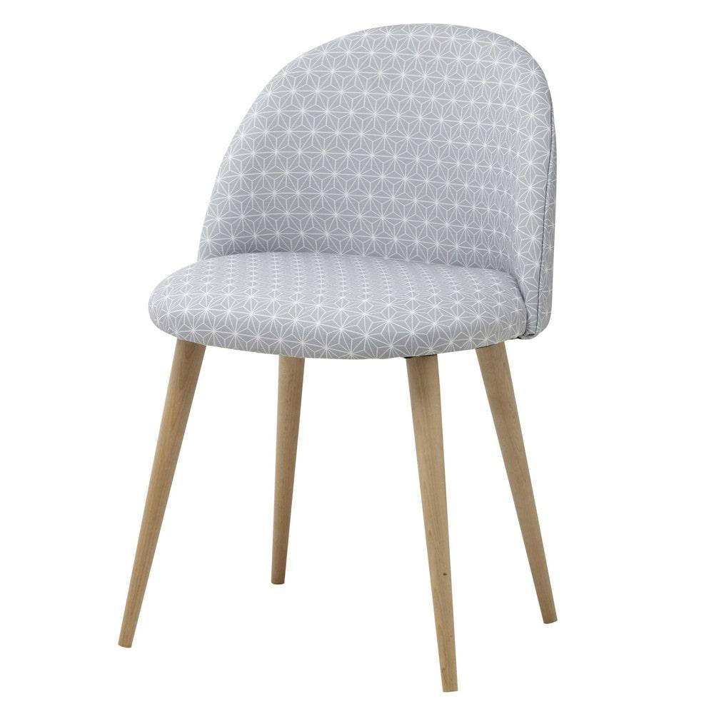 grauer teppich mit stern teppich stern 140x200 grau. Black Bedroom Furniture Sets. Home Design Ideas