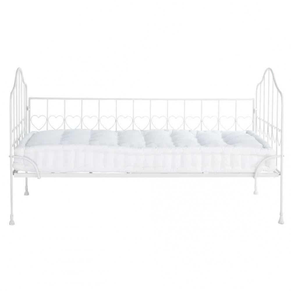 heart daybed mattress eglantine eglantine maisons du. Black Bedroom Furniture Sets. Home Design Ideas