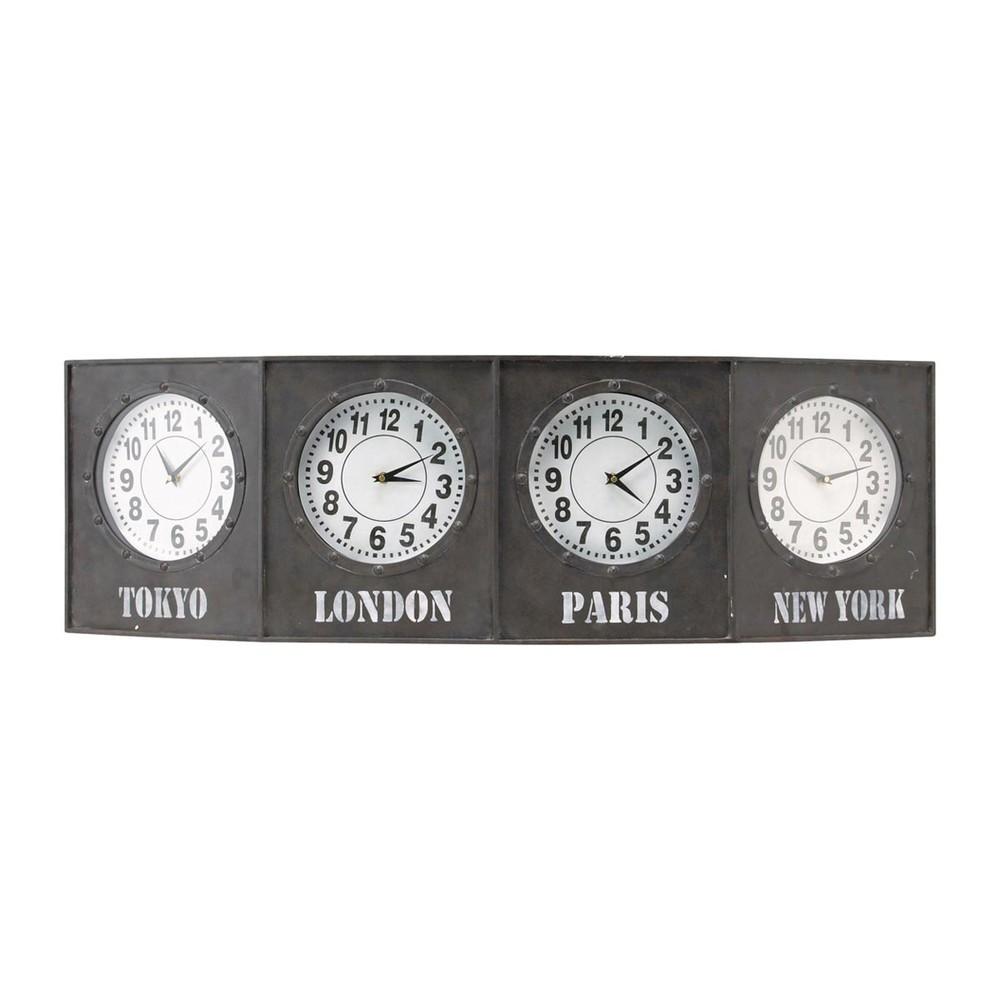 Horloge d calage maisons du monde - Horloge a poser maison du monde ...