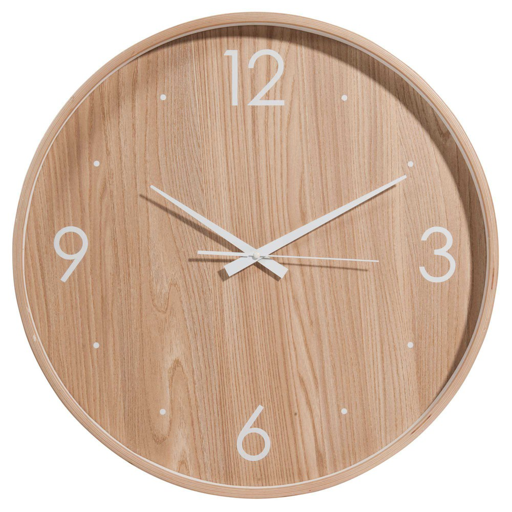maison du monde horloge affordable horloge william noire en bois de chez maisons du monde with. Black Bedroom Furniture Sets. Home Design Ideas