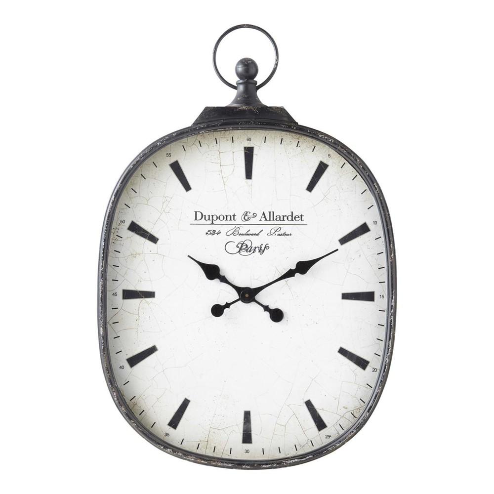 Horloge gousset anatole maisons du monde - Horloge a poser maison du monde ...