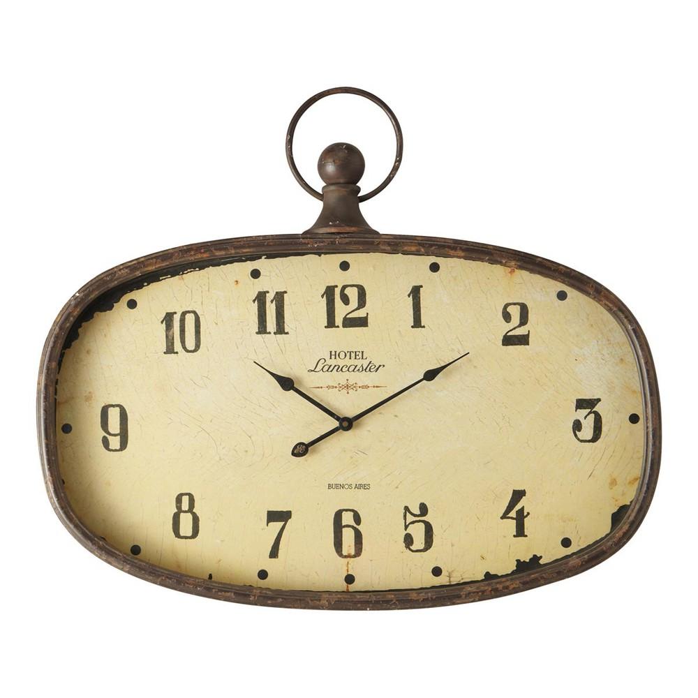 Horloge gousset elizabeth maisons du monde - Horloge a poser maison du monde ...