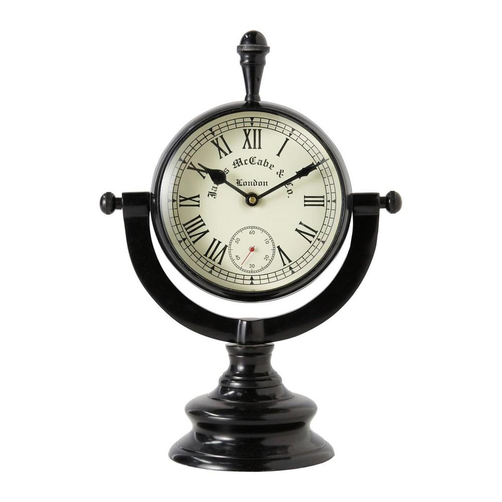 Horloge jardin du roi maisons du monde - Horloge a poser maison du monde ...